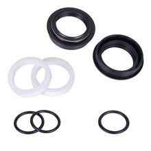 UDING Fiets Vork Basic Service Kit Dust Wiper Seal 30mm 32mm Kit Foam Ring O-ring Voor MTB XCR 30 32 Schorsing stof oliekeerringen(China)