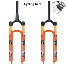 MTB Air Suspension Fork Bicycle Plug Stroke 100-120MM 1720g 32MM 26 27.5 29 Inch Performance Price is Higher Than SID EPIXON