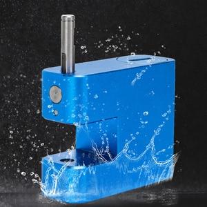 Image 3 - Daytech スマート指紋南京錠ドアロックセキュリティロッカー usb 充電式 IP65 防水荷物ケースロックアンチ泥棒