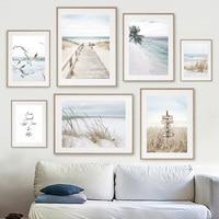 Cuadro sobre lienzo para pared, sobre lienzo para pared, carteles nórdicos e impresiones de imágenes de pared para decoración para sala de estar
