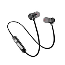 X3 Bluetooth Earphone Wireless Sport Running Headset With Mic for iphone xiaomi samsung MP3 недорого