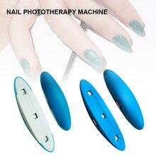 Portable Mini LED Lamp UV Light Nail Dryer for Nail Gel Fast