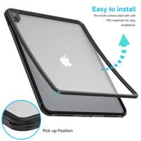 case ipad For iPad Pro 12.9 2018 Tablet Case IP68 Waterproof Shockproof 360 Degree Protective Cover For iPad Pro 12.9 2018 Case Underwater (3)