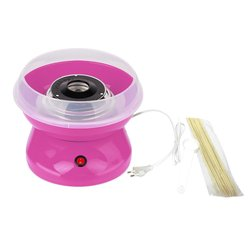 Electric Cotton Candy Maker Marshmallow DIY Machine 220-240V Household Cotton Sugar Making Device Children Snack Maker EU Plug