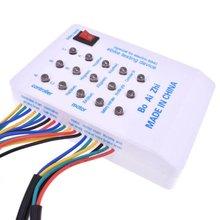 Контроллер бесщеточного электродвигателя testerl2ke для электровелосипеда