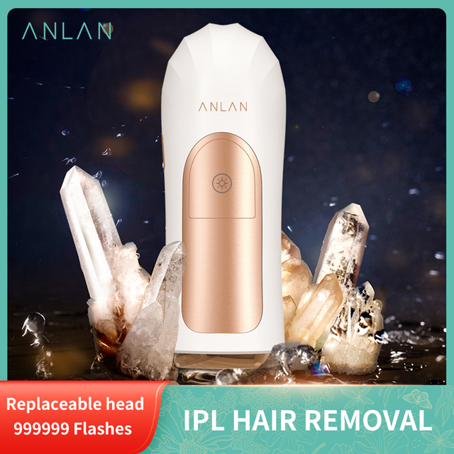 Лазерный эпилятор ANLAN IPL 1