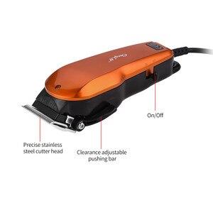 Image 5 - Power Professional Hair Clipper Electric Hair Trimmer Machine Hair Cutting Beard Razor Haircut maquina de cortar cabelo 44