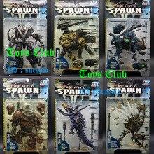 МакФарлейн 6 дюймов Spawn 15th крокодил робот Коллекция фигурка