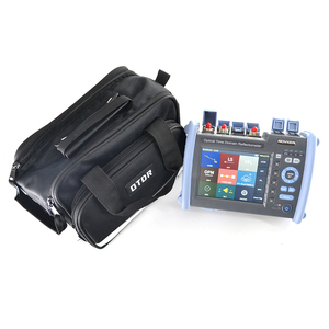 Image 3 - NOVKER NK6000 1310/1550/1625nm 38/35/35dB Multifunktions Optic Fiber 1625 PON OTDR Tester Mit VFL OPM Lichtquelle