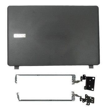 Cubierta trasera LCD para portátil, bisagras frontales y LCD para Acer Aspire...