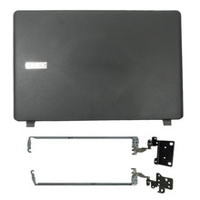 New Laptop LCD Back Cover/LCD Front bezel/LCD hinges For Acer Aspire ES1-523 ES1-533 ES1-532 ES1-572 Series Cover Top Case
