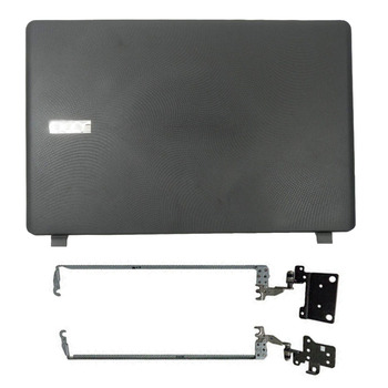 New Laptop LCD Back Cover/LCD Front bezel/LCD hinges For Acer Aspire ES1-523 ES1-533 ES1-532 ES1-572 Series Cover Top Case new laptop lcd top cover lcd front bezel for dell tobii alienware 17 r4 0pn5xv 05gvp2 a and b shell