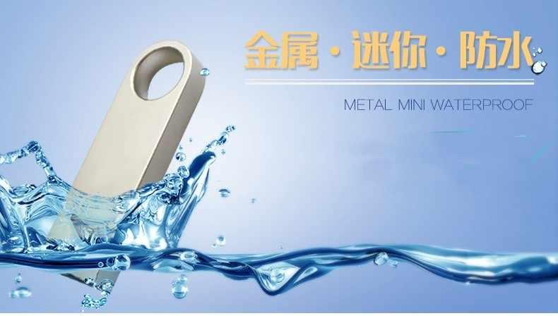 Mode Super Mini métal clé usb 4GB 8GB 16GB stylo lecteur 32GB 64GB 128GB clé usb clé usb livraison gratuite cle usb