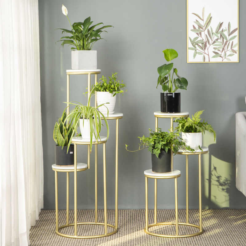 4 Tire Flower Metal Stand Nordic Iron Plant Stand Gold Black Flower Stand High Quality Flower Shop Plants Stand Ladder Shelf Aliexpress