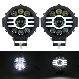 45W Round LED Work Light with