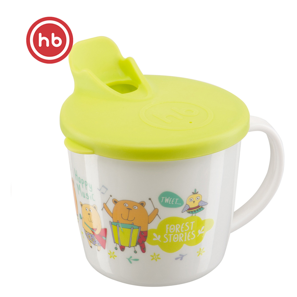 Bottles Happy Baby 15010 Feeding Water Bottle For Baby Drinking Red
