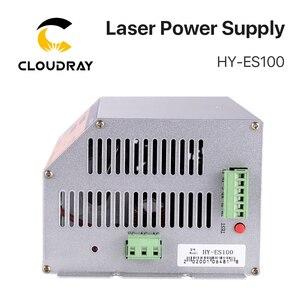 Image 5 - Cloudray 100 120W HY Es 100 Es Serie CO2 Laser Netzteil für CO2 Laser Gravur Schneiden maschine