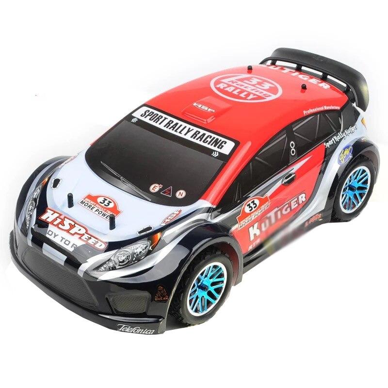 Voiture de course électrique HSP Rc, 94118PRO, échelle 1/10, 4wd, voiture de Sport électrique, grande vitesse, télécommande, 75 KM/H, sans balais