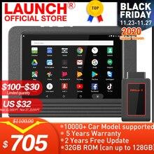 Ra Mắt X431 V 8 Full ECU Công Cụ Chẩn Đoán Với 15 Đặt Lại Bluetooth Wifi OBDII OBD2 Mã Máy Quét 2 Năm giá Rẻ Cập Nhật