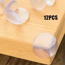 12 упаковок, детская безопасная настольная защитная подушка с угловым краем, украшение для дома