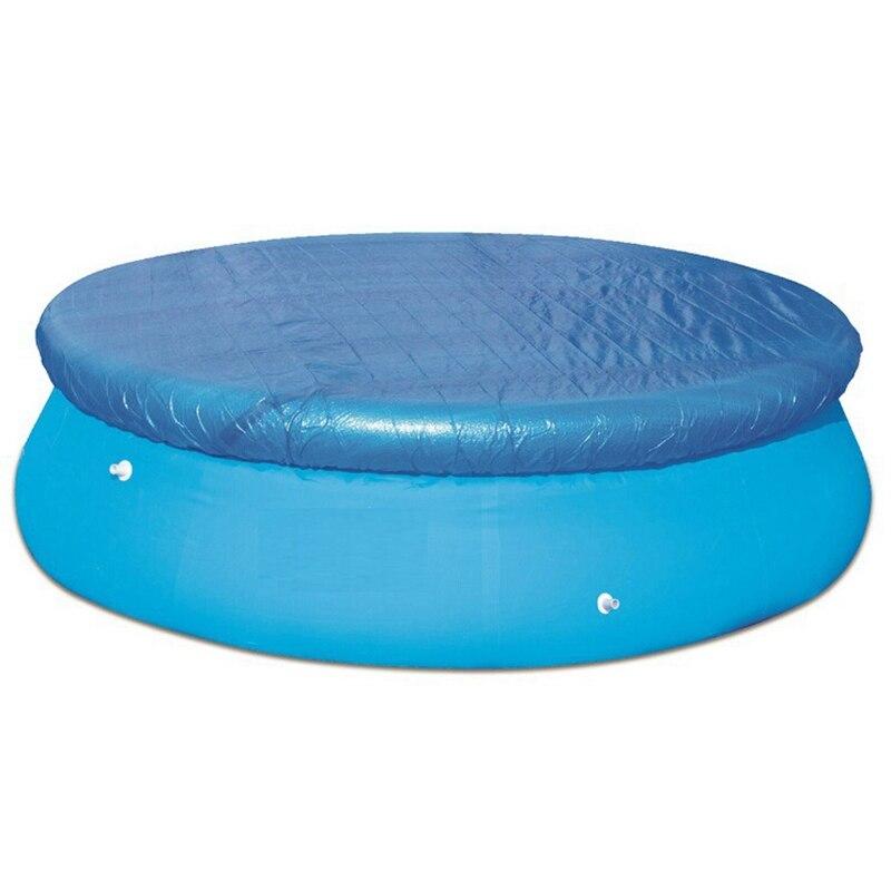 Spor ve Eğlence'ten Dış Mekan Aletleri'de Yer üstü havuz zemin örtüsü havuzu şişme kapak aksesuar yüzme havuzu zemini kumaş zemin kumaş title=