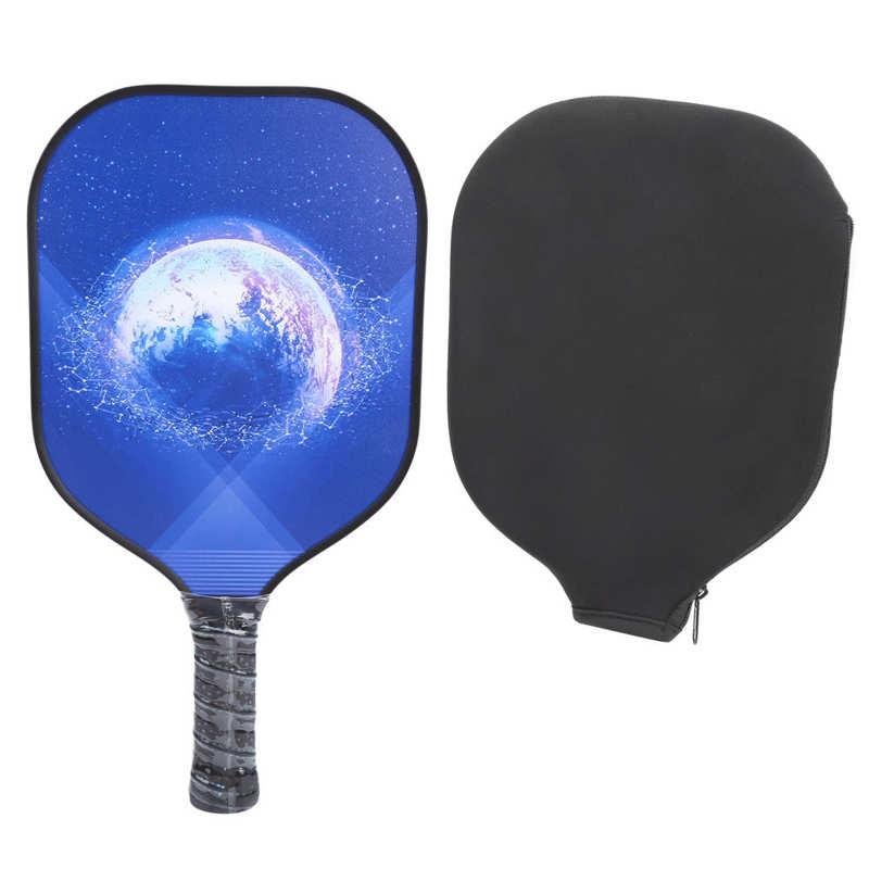 Paddle-Equipment Racket Pickleball-Paddle Fiberglass Good Hand-Feeling Pp-Core Portable