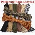 1 шт 5 м Dia.4mm 9 стенд ядер веревка для выживания парашютный шнур шнурки Кемпинг веревка для альпинизма, кемпинга Пеший Туризм бельевая верёвка
