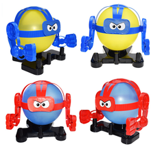 Toy Table-Game Children Boy Robo Puncher Ballon Boxing Battle Decompression Fight Interactive
