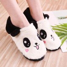 Women Winter Home Slipper Corgi Whale Panda Slippers Fox Non-slip Warm Indoors Bedroom Floor Shoes Plush Slippers Women Men 2019 цена 2017