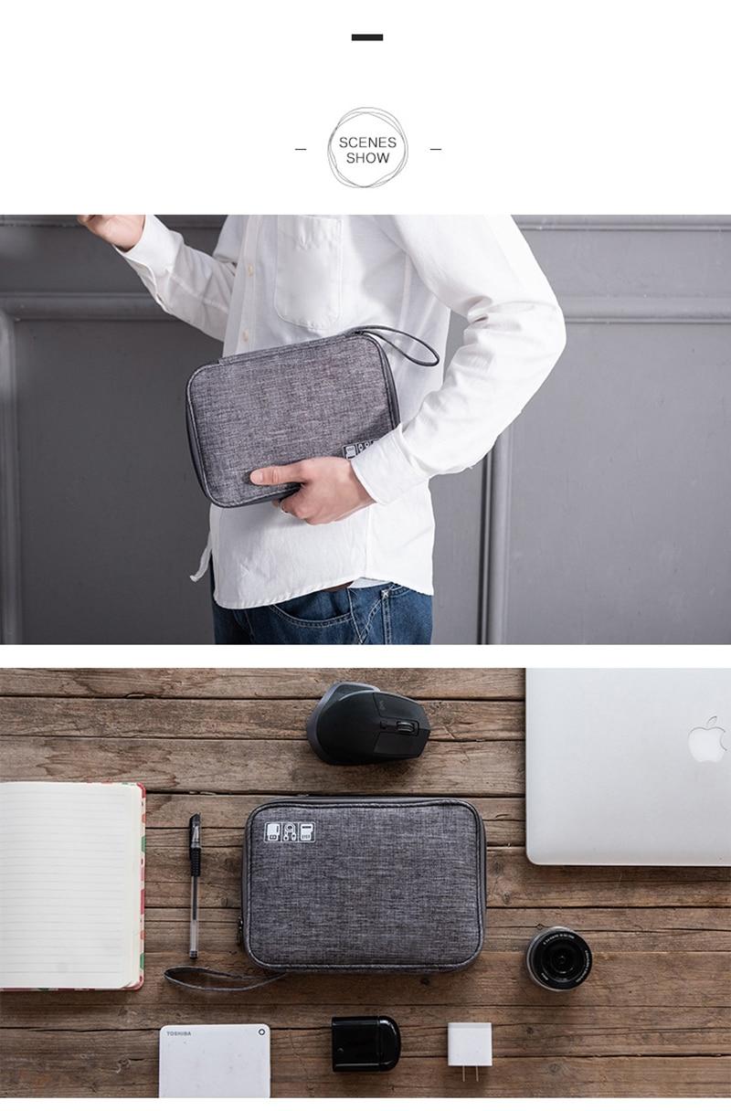 eletrônico grande capacidade dispositivo digital saco