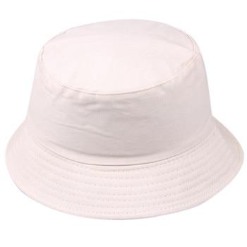 Solid Cheap Women Bucket Hat For Men Hiking Cap Modern Unisex Bucket Hat Whole Sale Fisherman Hats Drop Shipping Кепка