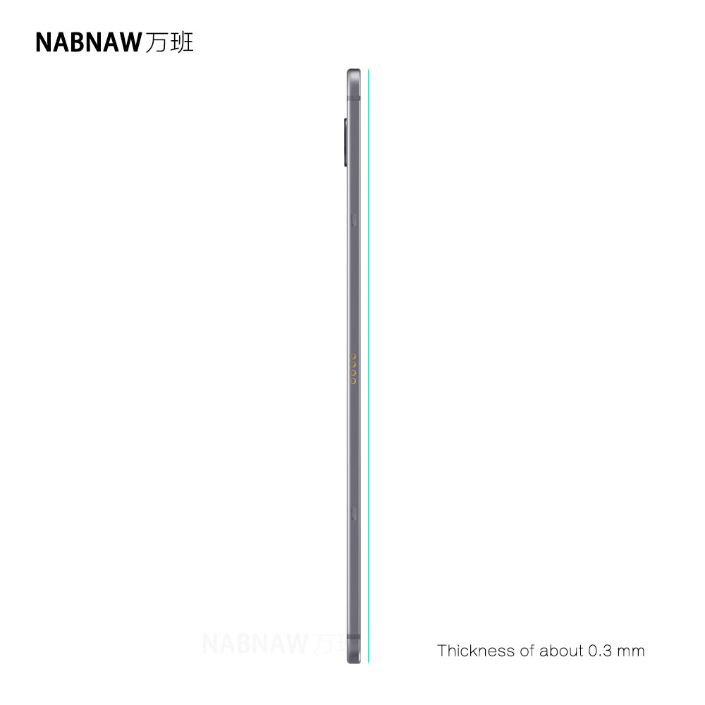 for Samsung Galaxy Tab S6 10.5 LTEWIFI Tempered Glass Samung Tablet SM-T865 SM-T860 Screen Protector HD 9H Oleophobic Coating (3)