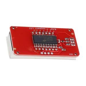 Image 4 - LEORY 3/5/10 pièces 4 bits 0.56 pouces 7 segments LED Module de Tube numérique I2C contrôle 2 lignes HT16K33 Module daffichage de LED