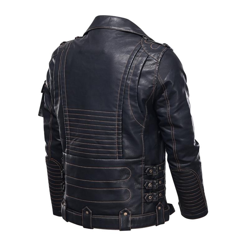 mens pu leather jacket03