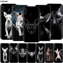 Sphynx Cat Case for Xiaomi Redmi MI Note MAX 3 6 6A 7 8 9 se