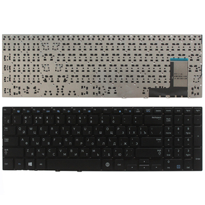 Image 1 - New Russian Laptop FOR Samsung 370R5E NP370R5E 370R5V NP370R5V 510R5E NP510R5E 450R5E 450R5V NP450R5E NP450R5V RU Keyboard black