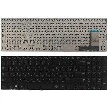 Ordenador portátil ruso para Samsung, nuevo teclado negro para Samsung 370R5E NP370R5E 370R5V NP370R5V 510R5E NP510R5E 450R5E 450R5V NP450R5E NP450R5V RU