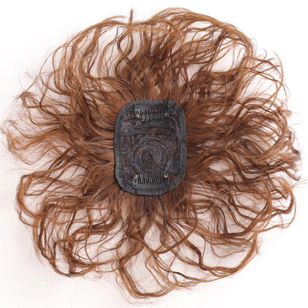 Allaosify накладные синтетические волосы, накладные парики, женские вьющиеся волосы, верхнее закрытие, кукуруза, парик для белых женщин