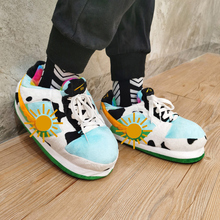 Dudu Slippers Bread-Sneakers Women Shoes Indoor Slides Unisex One-Size Cute Winter Fat