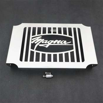 For Honda Magna VF750 1994-2003 95 96 97 98 99 00 01 02 Steel Radiator Grille Guard Cover Protector