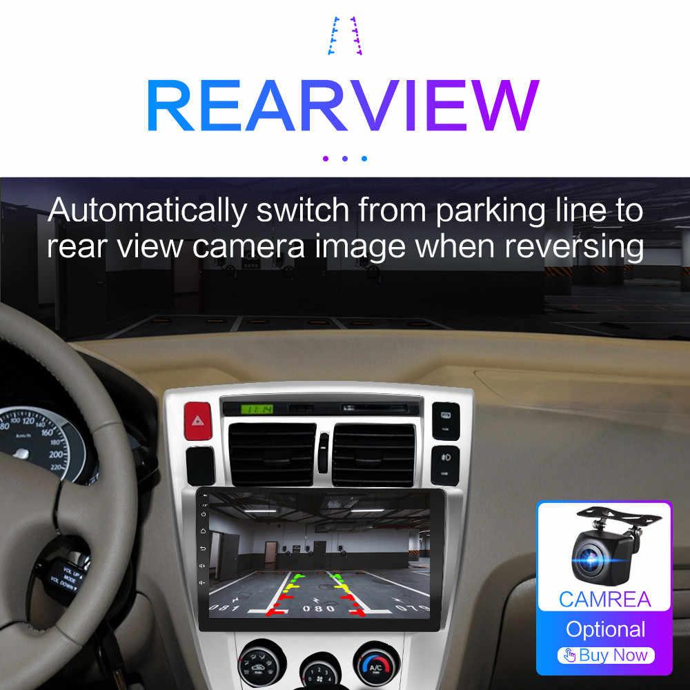 Mobil Radio untuk Hyundai Tucson 1 2004 2005 2006 2007 2008 2009 2010 2011 2012 2013 GPS 2din Android 10 pemain Multimedia 4G 2 DIN