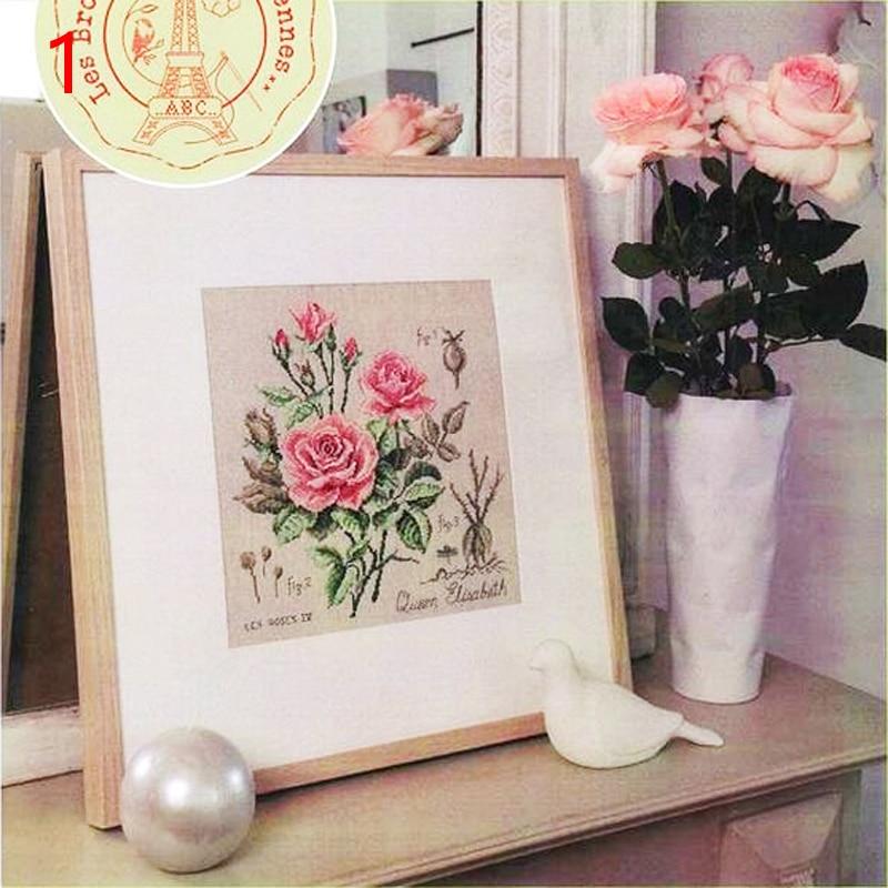 1 DFEA-阴影花系列34玫瑰