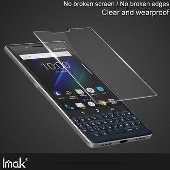 Перейти на Алиэкспресс и купить Imak Прозрачная мягкая взрывобезопасная Защитная пленка для экрана BlackBerry Key2/Key2 LE/Keyone DTEK70