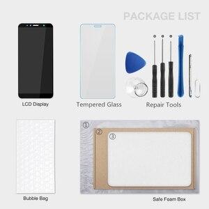 Image 5 - 100% probado para Xiaomi Mi A1 pantalla LCD + marco 10 Panel de pantalla táctil para Xiaomi A1 LCD digitalizador ensamblaje piezas de repuesto