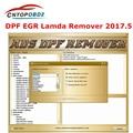 Профессиональное средство для удаления овчины DPF EGR 3 0  полная версия 2017 5  программное обеспечение + разблокированный ключ с установкой виде...