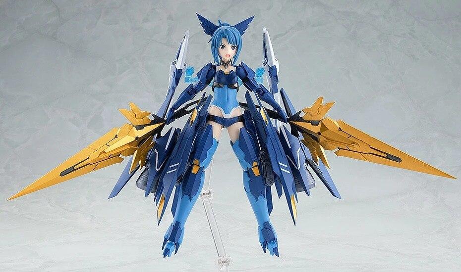 【手办】《机战少女Alice》小鸟游怜 figma 可动手办开定- ACG17.COM