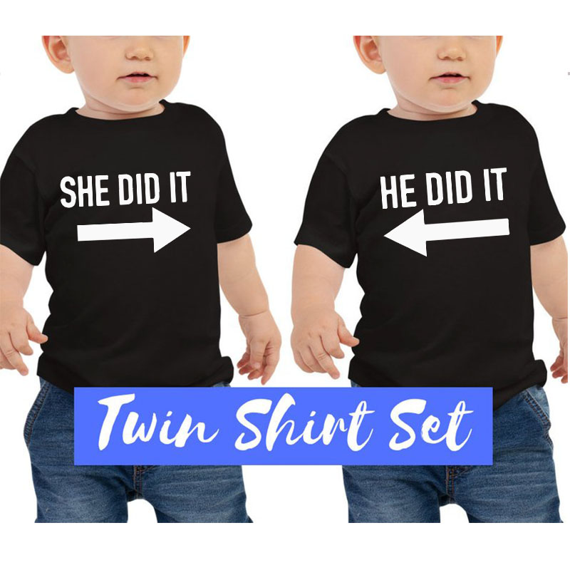 White Baby T <font><b>shirt</b></font> Boy Girl Short Sleeve 2018 SummerTwin Baby Toddler Player 3 Player 4 Born 2 Friends 4 <font><b>Twin</b></font> Kids T-<font><b>shirts</b></font> 0-6T image
