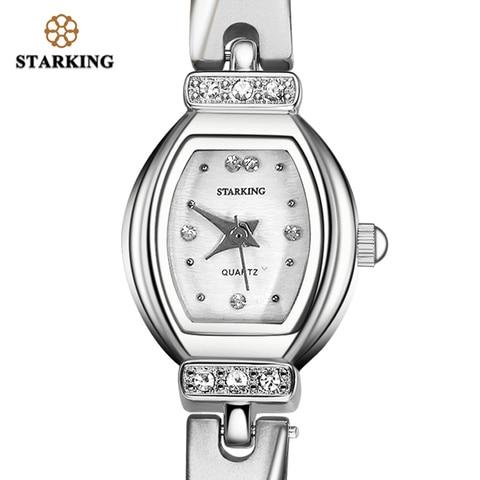 Marca de Luxo Design da Moda Relógios de Pulso Starking Nova Relógio Feminino Famosa Marca Ouro Pulseira Senhoras Damske Hodinky