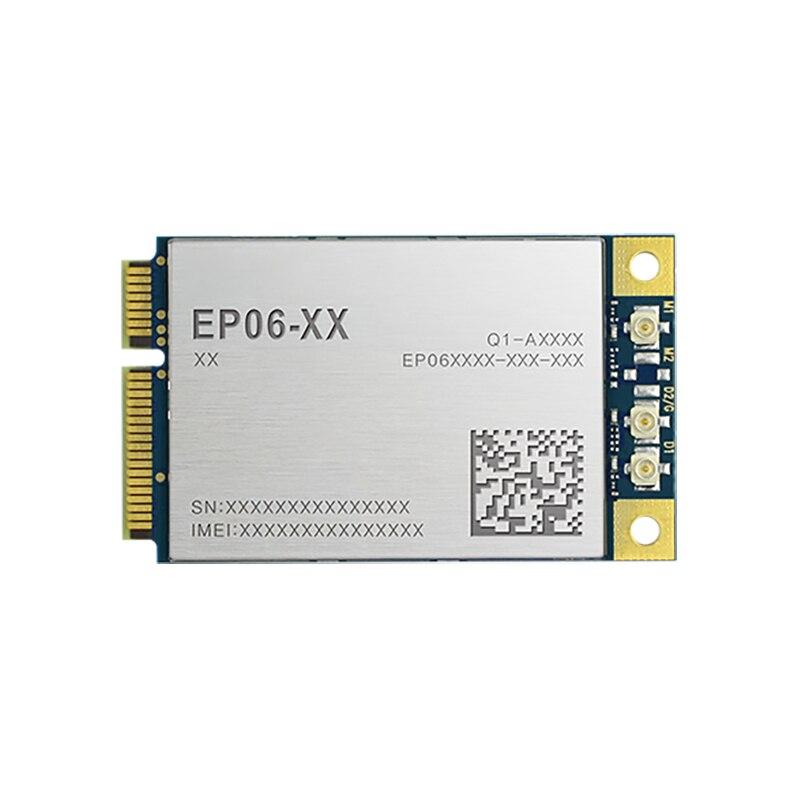 EP06-A EP06 Mini Pcie LTE Module B2/B4/B5/B7/12/B13/B25/B26/B29/B30/B66 4G FDD-LTE/TDD-LTD CAT6 Module