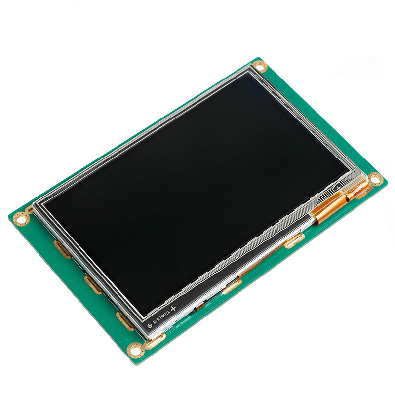 TFT-4.3 Uses 4.3-inch TFT True Color LCD Screen Four-wire Resistive Touch Screen